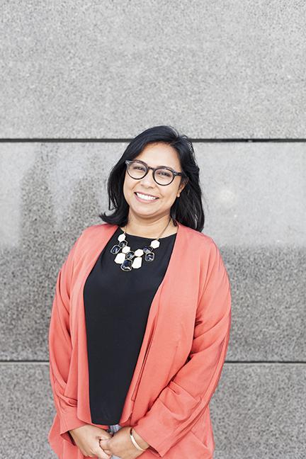 Deborah Pathak  - Marketing