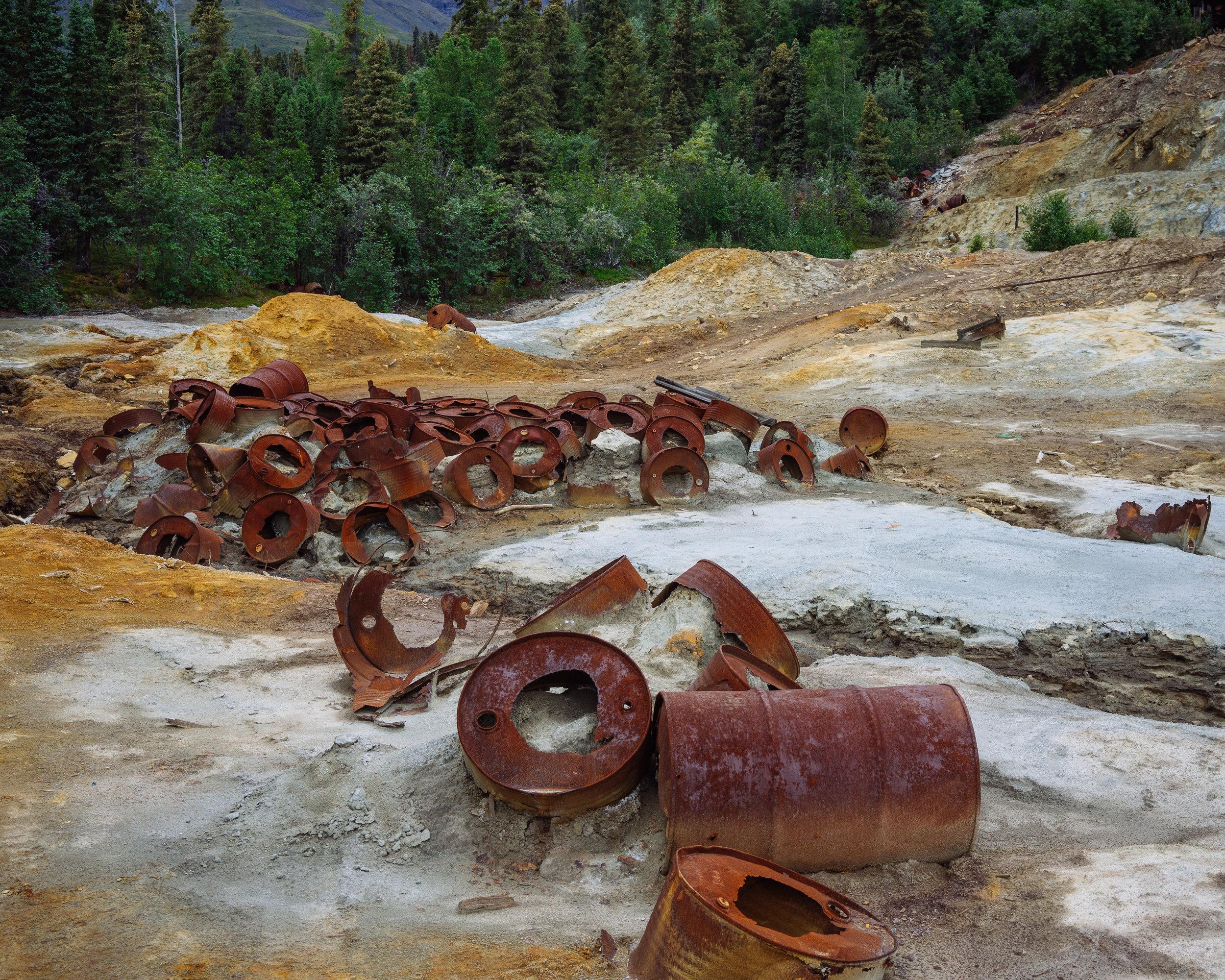 Abandoned Gold