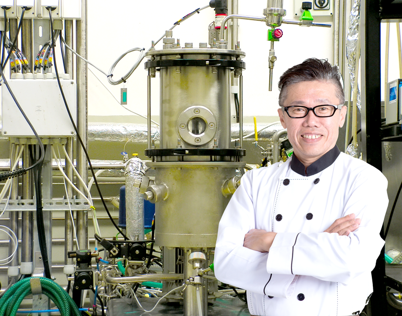 """Jia Rou Canting: #1 Chinese Cultured Meat Restaurant    Since the year 2038, Jia Rou Canting (Chinese for """"Synthetic Meat Restaurant"""") has been culturing its own meat on a weekly basis so we have the freshest, most delicious protein for our menu."""