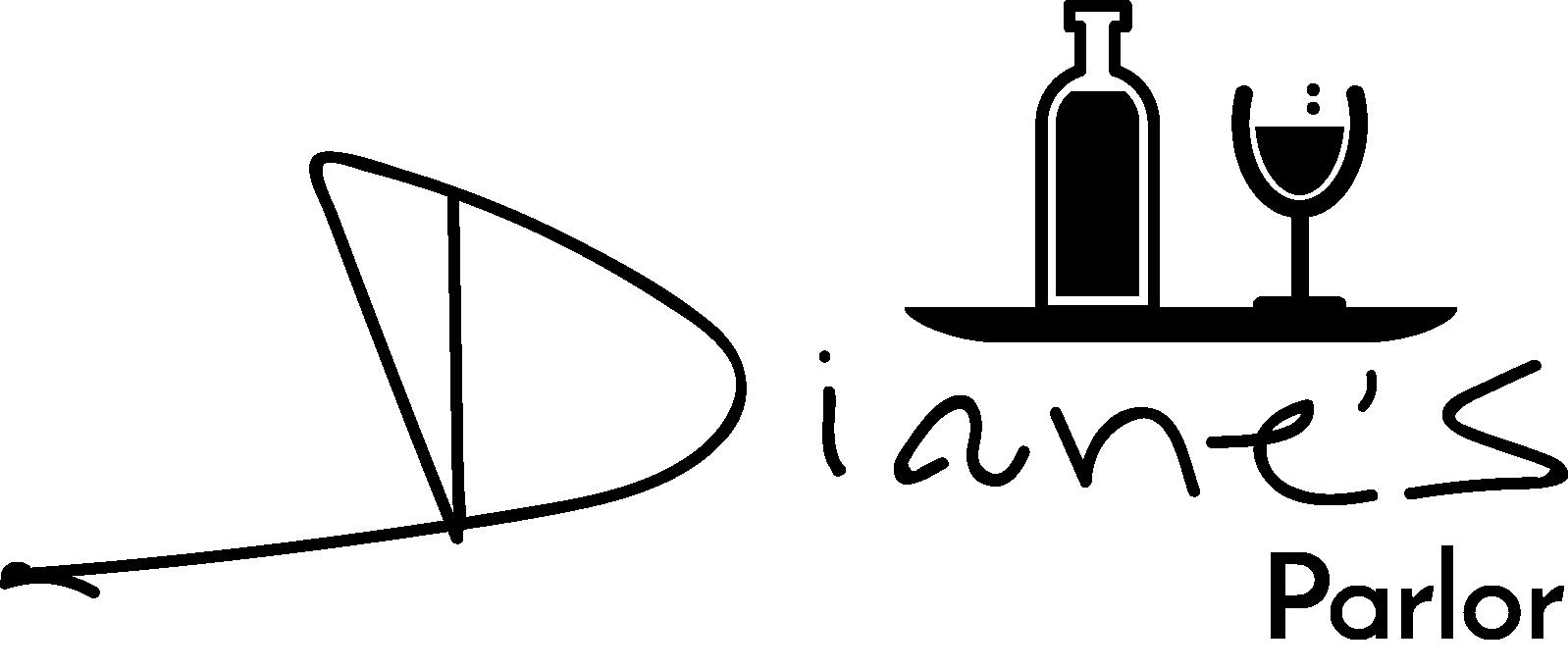 dianes parlor logo