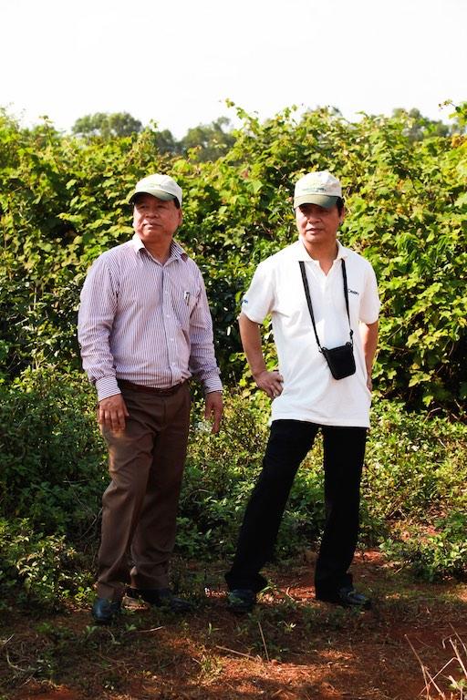 Mr Bao, Khe Sanh, 2012.jpg
