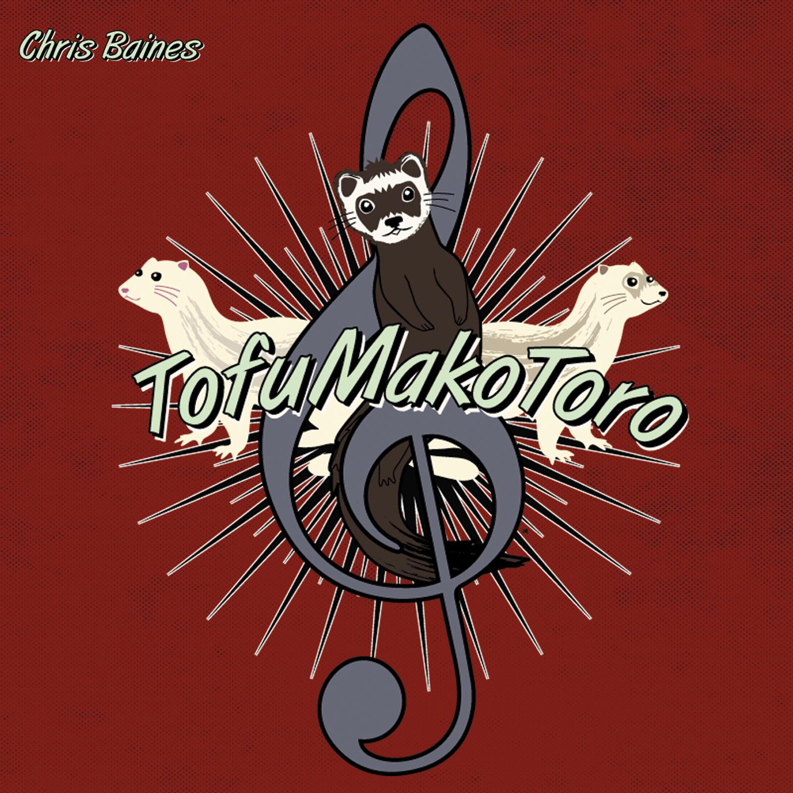 "Video Game Cover Album: ""TofuMakoToro"""