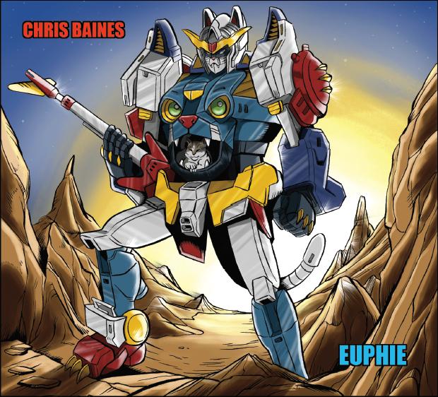 """Video Game Cover Album: """"Euphie"""""""