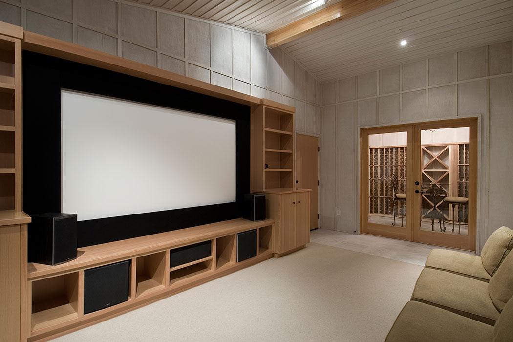 Muebles para Pantallas y Cine en Casa