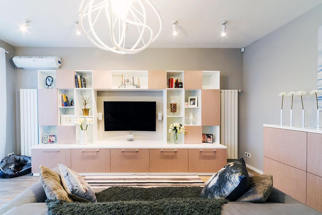 Living Room y Mueble de TV en Guadalajara Jalisco