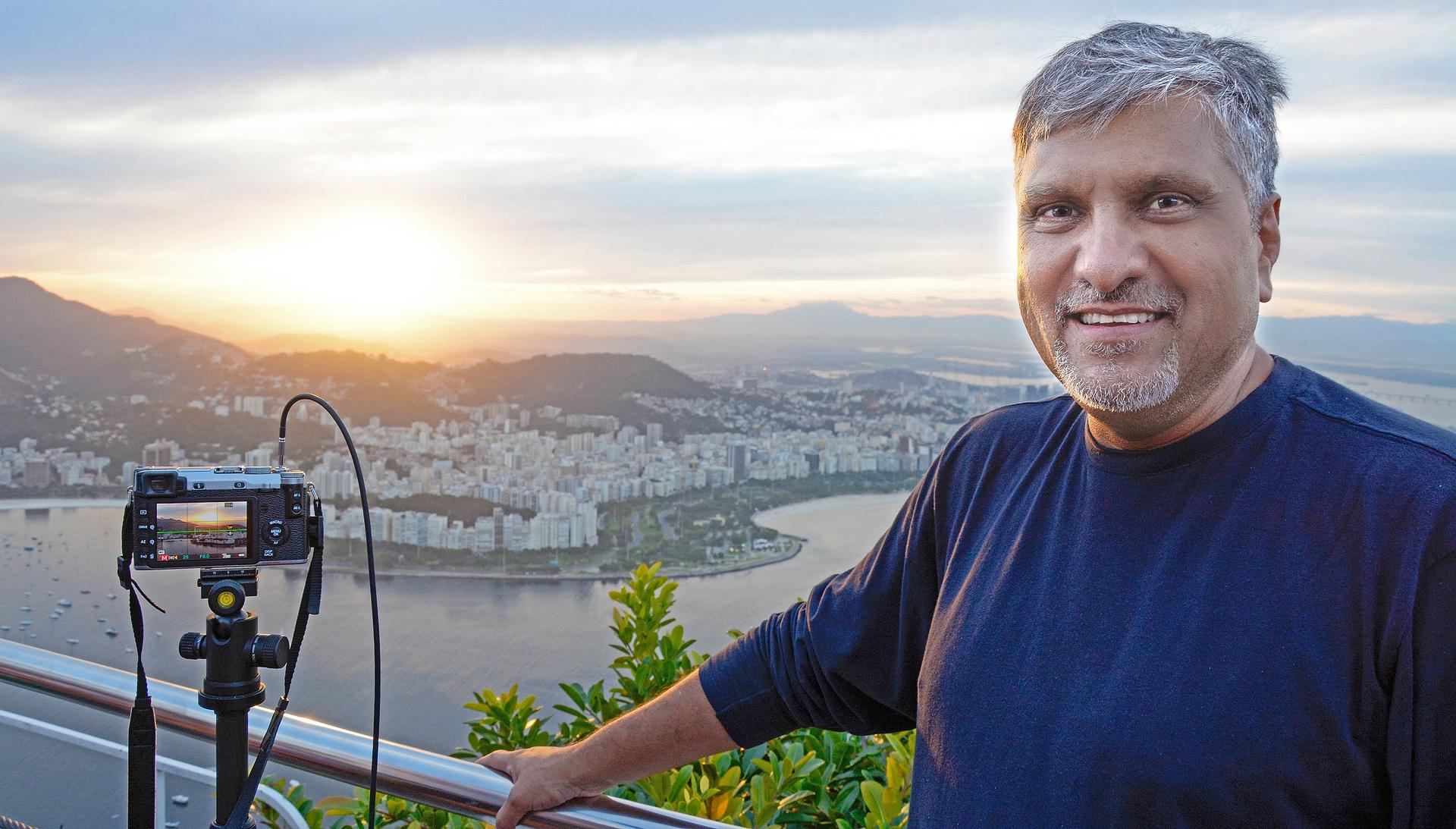 18 August 2015 - Rio de Janeiro, Brazil                                                              photo: courtesy of Renata Marins, Rio Photo Guide