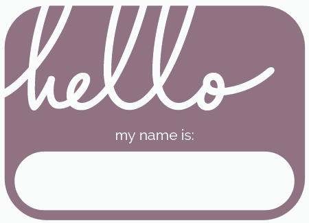 Society wants me to hate my name, Held in High Esteem