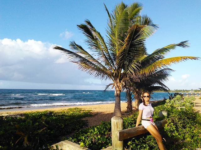 En Piñones lugarcito lindo. #puertorico #piñonespuertorico #piñones #sanjuanpr #puertoricotravel #traveling #puertoricobybicycle #playapiñones