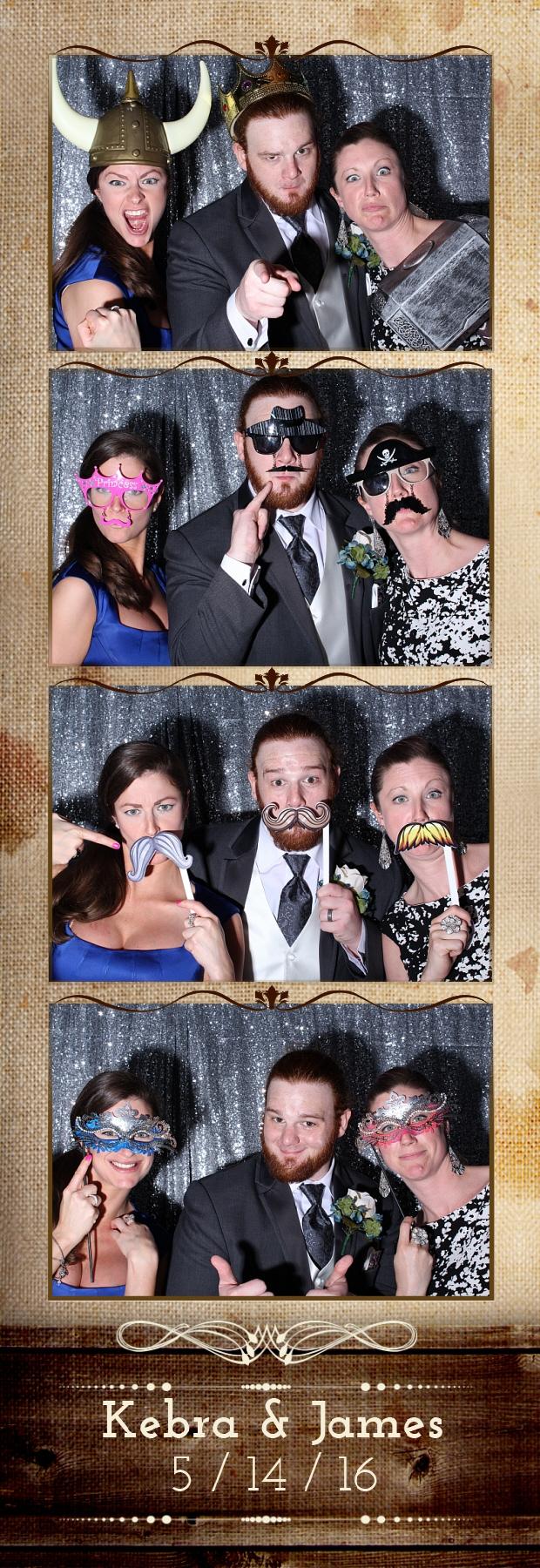 Kebra & Jimmers Wedding 5/14/16