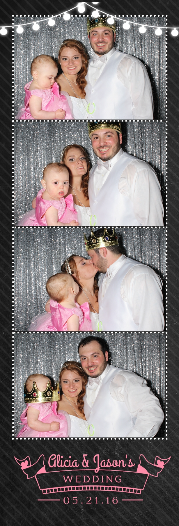 Alicia & Jason's wedding 5/21/16