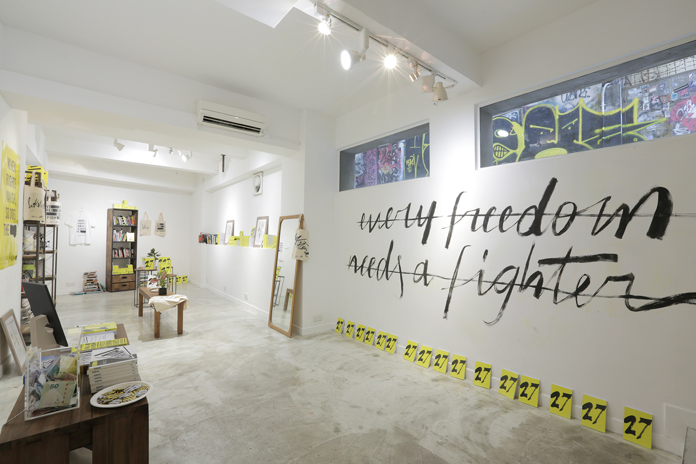 Mike Pearson Amnesty Store 3