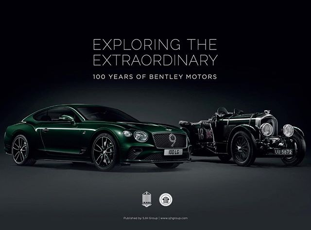 I'm very pleased to announce that I am in London for the launch of the publication 'Exploring the extraordinary: 100 years of Bentley Motors' presented by RREC and RROC. This book charts Bentley's 100 years of groundbreaking design and engineering with a curated selection of high end brands, including Maison Tjoeng. I am extremely honoured to be chosen to be amongst such esteemed luxury brands and can't wait to attend the book launch and gala at Grosvenor House tomorrow. If you are one of every Bentley owner in the world receiving this publication be sure to look us up in the jewellery section!