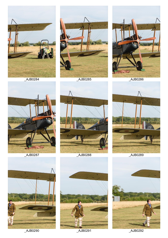 Fig. 2. 9 original frames