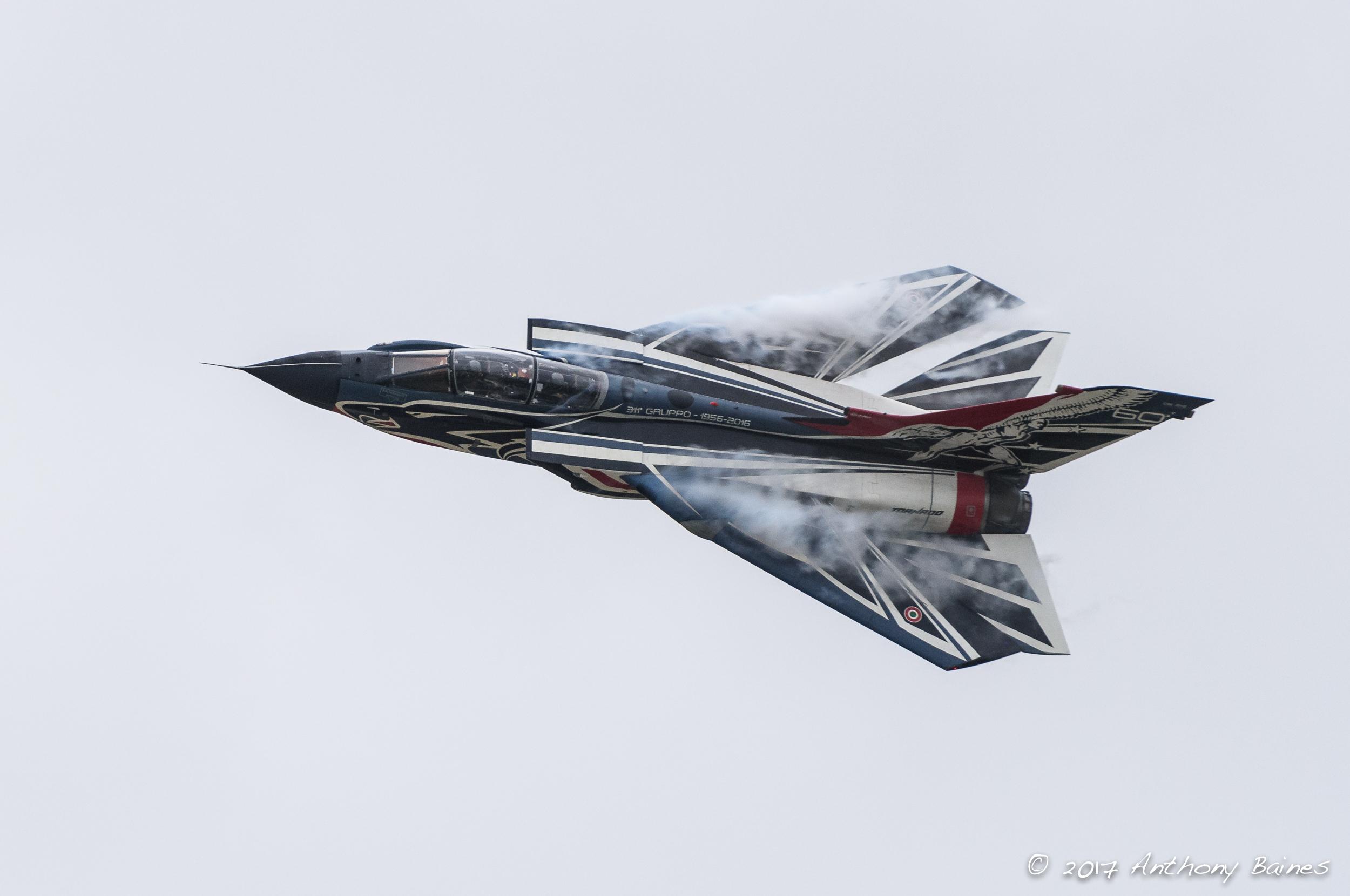 The Italian Tornado
