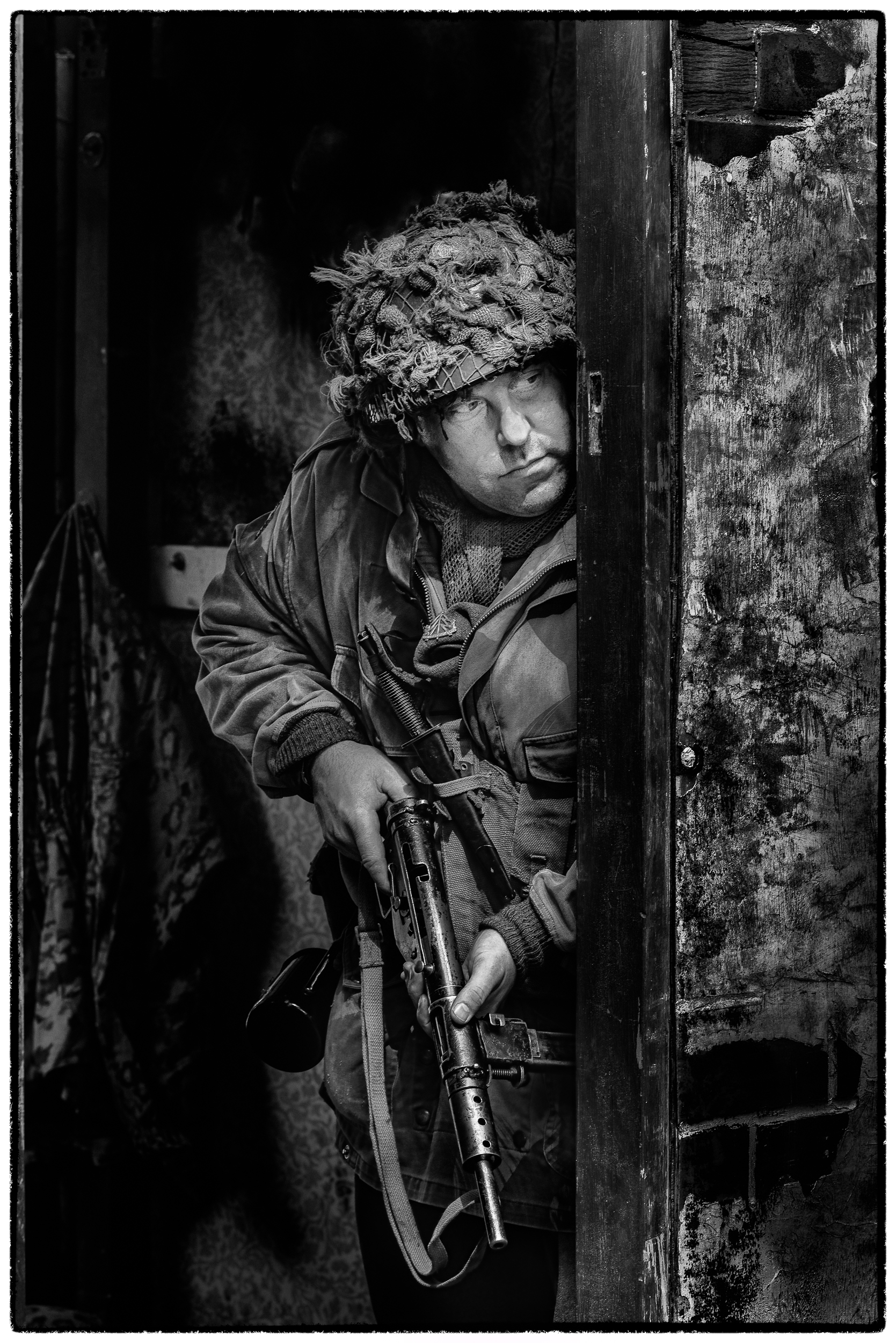 Trapped at Arnhem