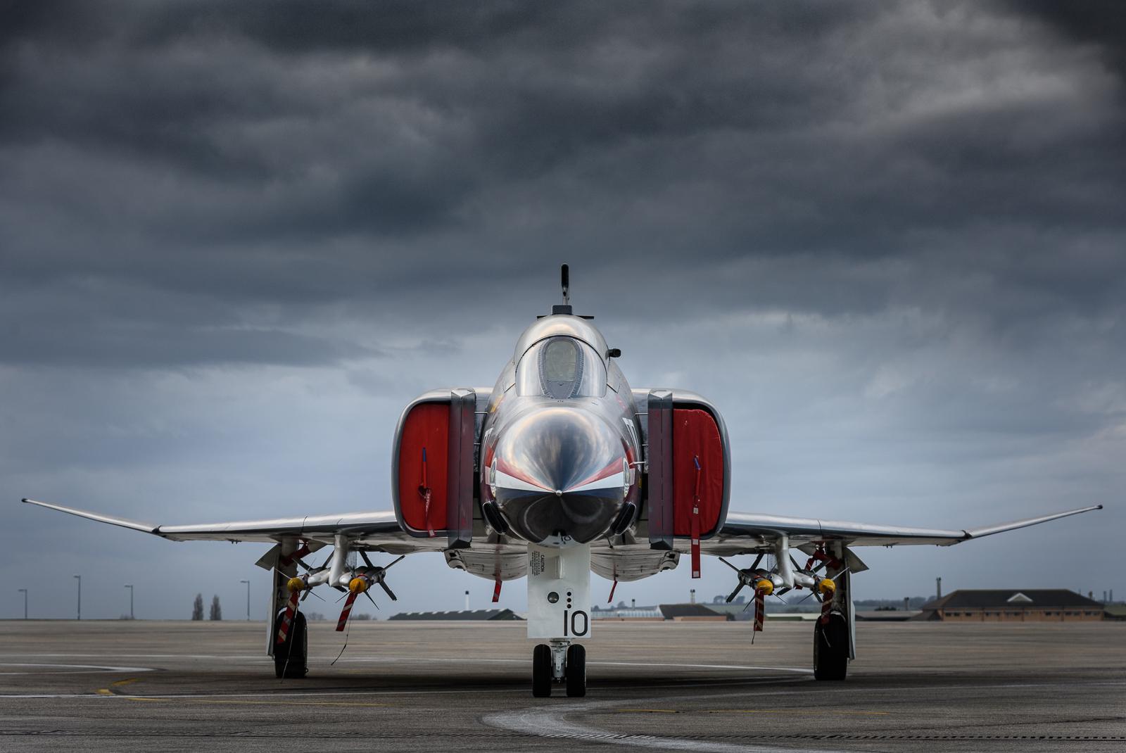 McDonnell-Douglas/BAC F-4K/M Phantom II XV586