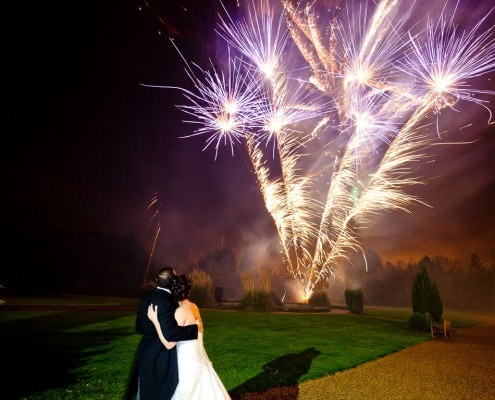 Wedding Fireworks by Firework Crazy  https://www.weddingfireworks.co.uk/