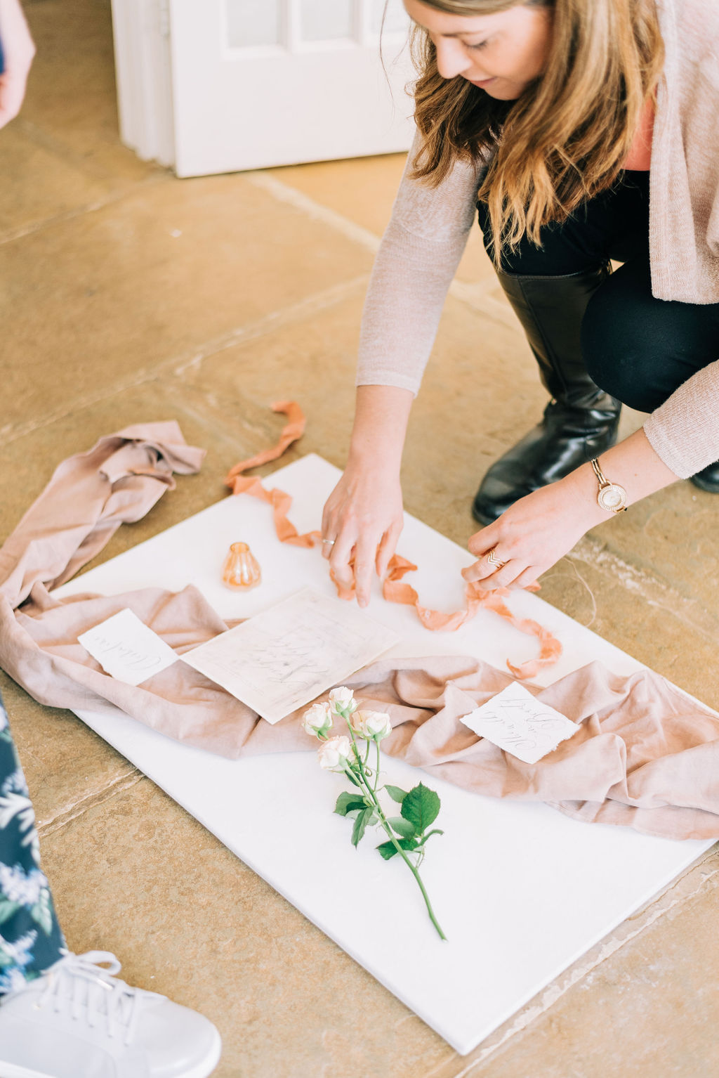 Carolyn Louise Weddings, Styling your wedding day