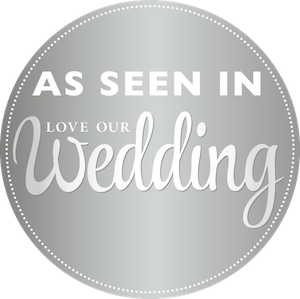 Carolyn Louise Weddings featured in Love Our Wedding magazine