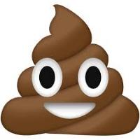 running poop