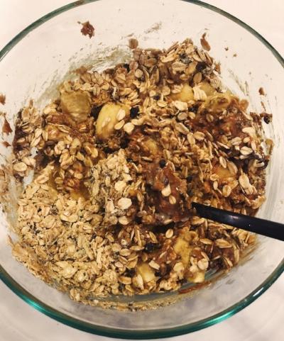 vegan ultra running fuel breakfast quick easy