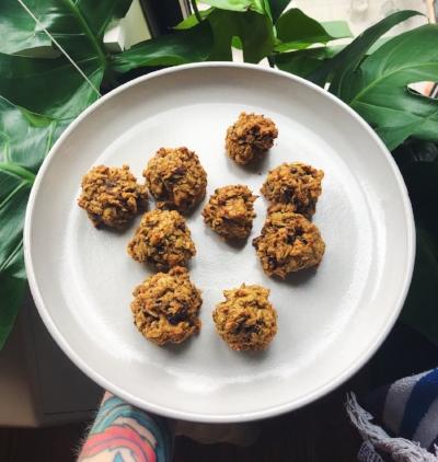 vegan food plant based running recipe