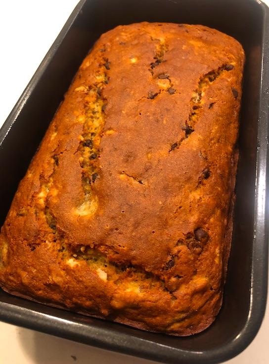 simple gluten free banana bread recipe
