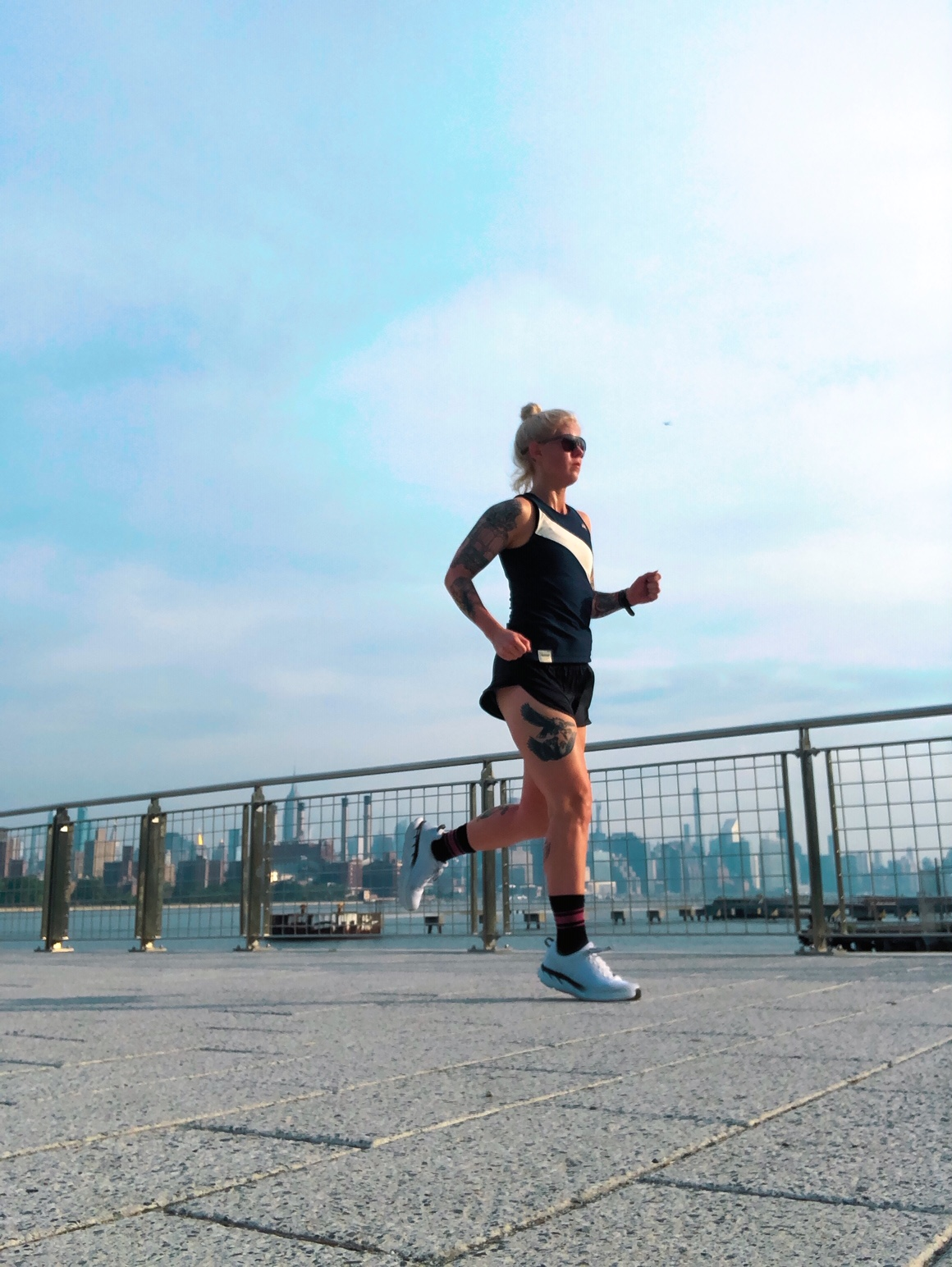 How to run in the summer heat and humidity