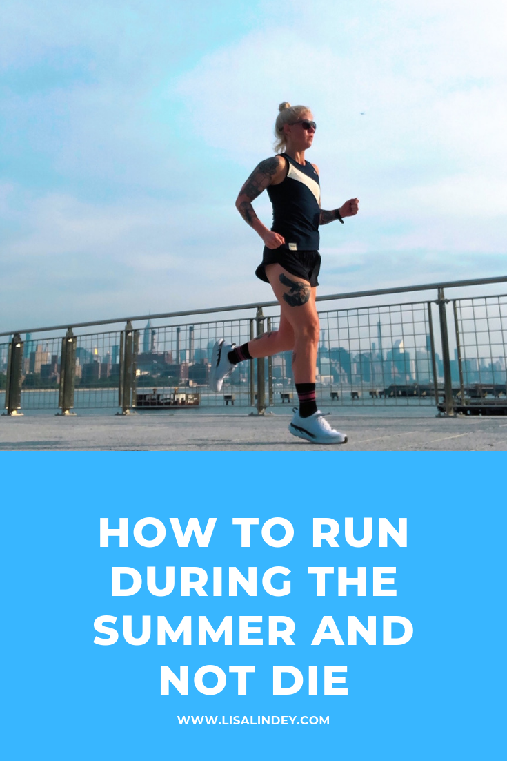 How to run during summer: Tips and tricks to help you run through the heat and humidity