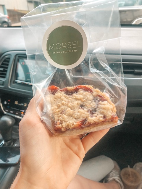 vegan baked goods from falcon