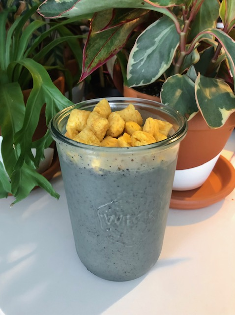 how to make your smoothie more filling