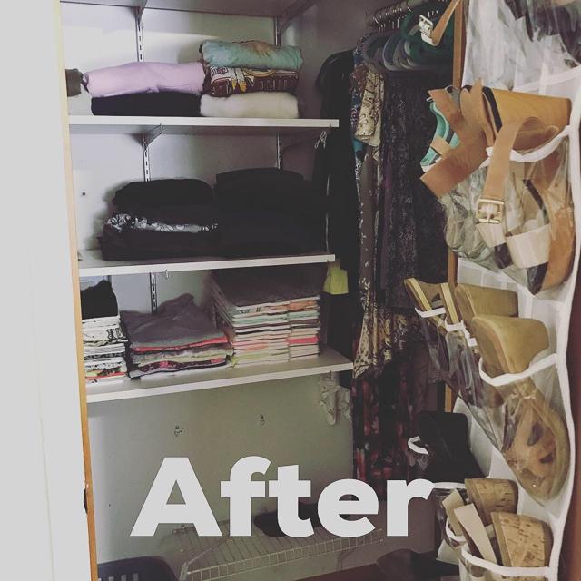 Closet Declutter | Seek United