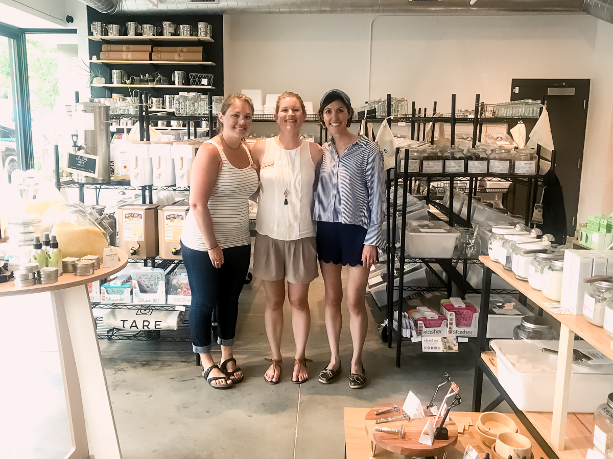 Tare Market Owners - KATE MARNACH, AMBER HAUKEDAHL, Bri Harrington - Seek United