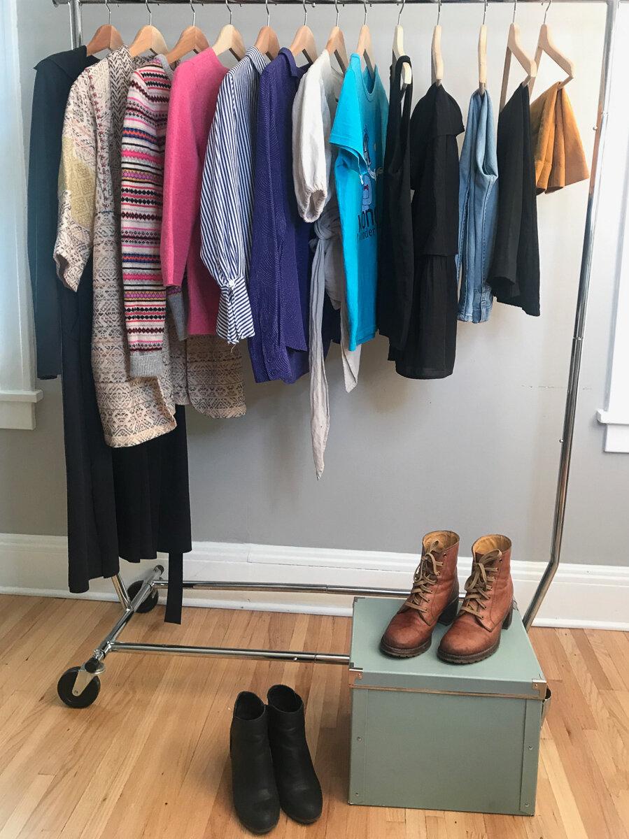 Fall Minimalist Wardrobe: Why it's harder than it sounds ...