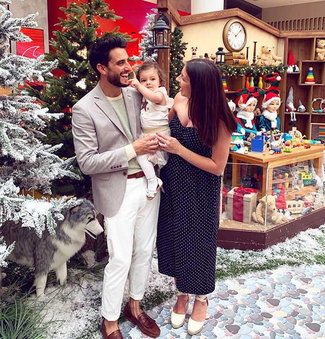 I know I've been spamming Christmas, but honestly is there a better time of the year? This weekend, take a family outing to the 'Twas the Night Before Christmas' experience at @chadstone_fashion and soak up the Christmas festivities and a Santa visit! Check out our visit in my stories! #chadstonechristmas