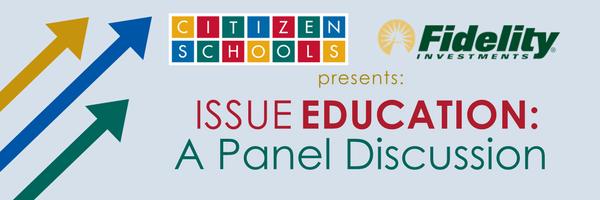citizen schools issue education