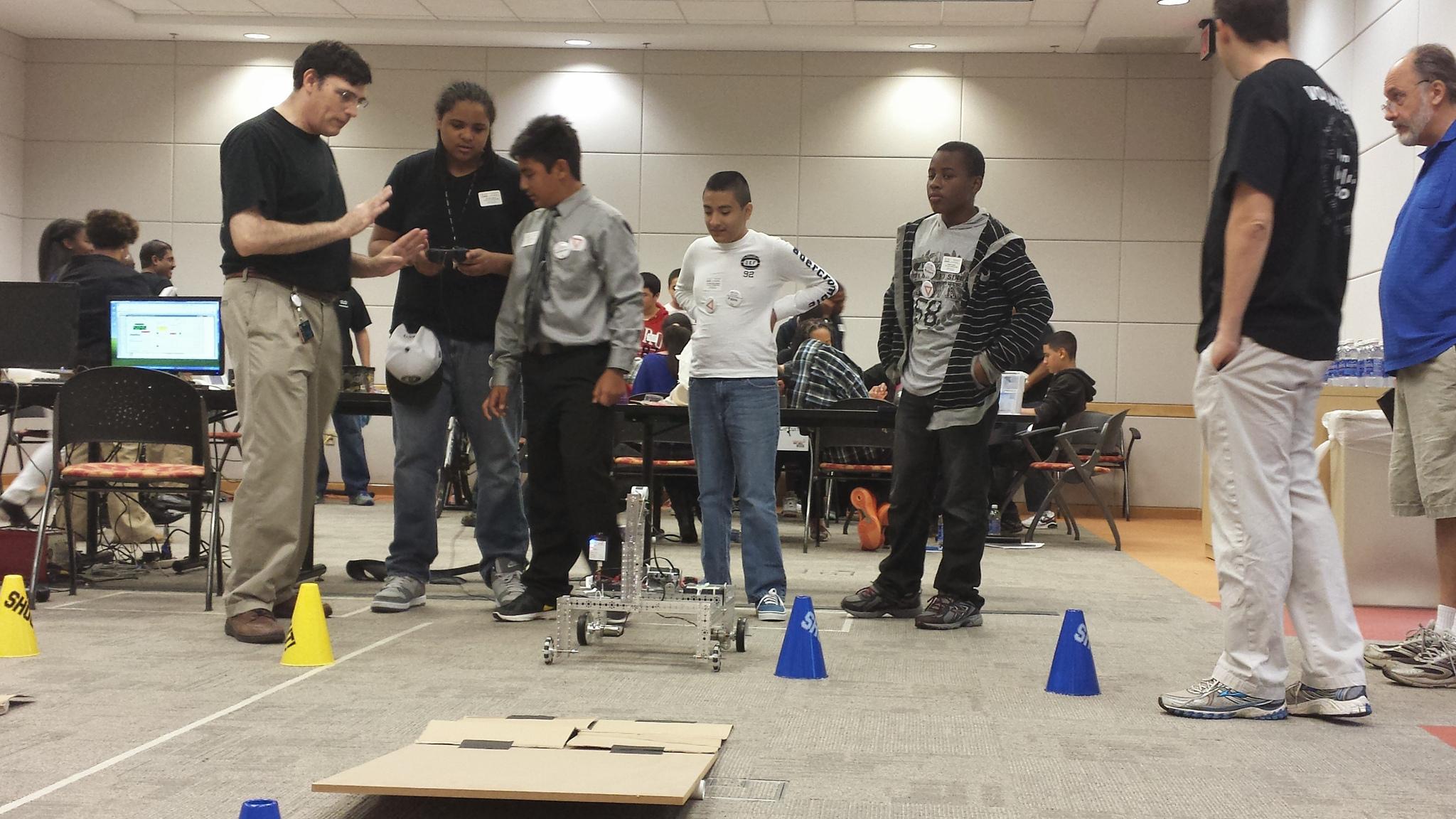 Cisco - Robots - September 26 2013