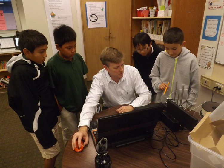 WESTERN DIGITAL 3D PRINTING HELPS PREPARE SAN JOSE STUDENTS FOR THE FUTURE -