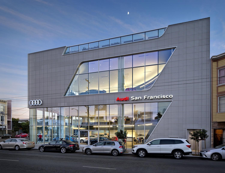 Audi San Francisco >> Audi San Francisco Trevor Messinger