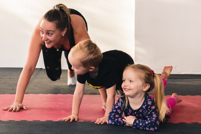 Fun and friendly gym on Acomb High Street with a real family atmosphere! -