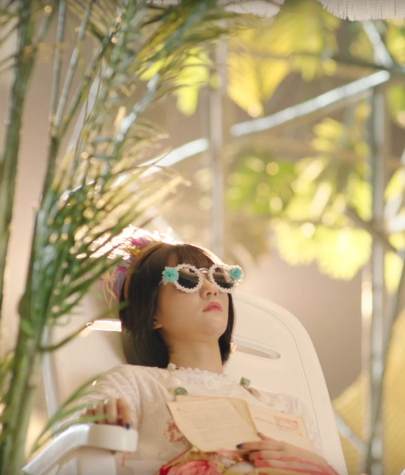 Binnie IN A-ing BY Oh My Girl (2016)