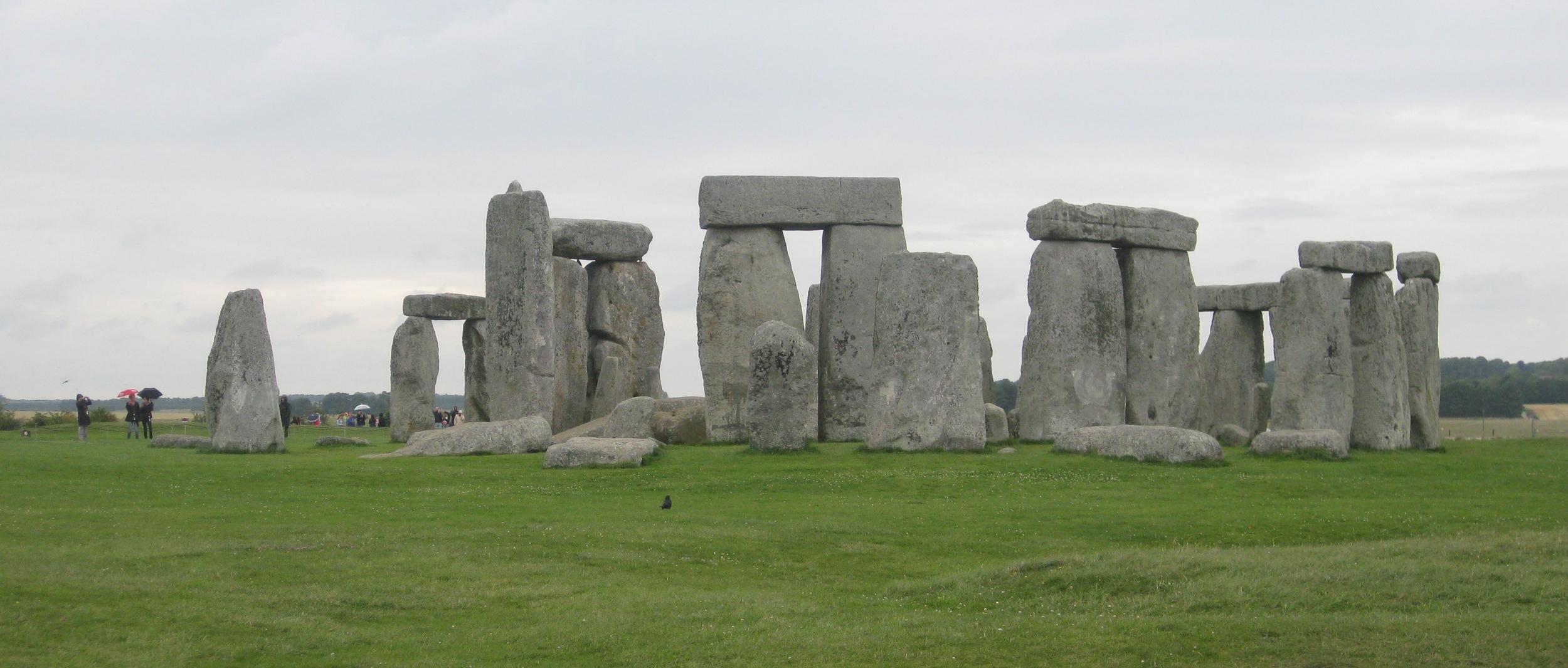 Just look at those rocks.