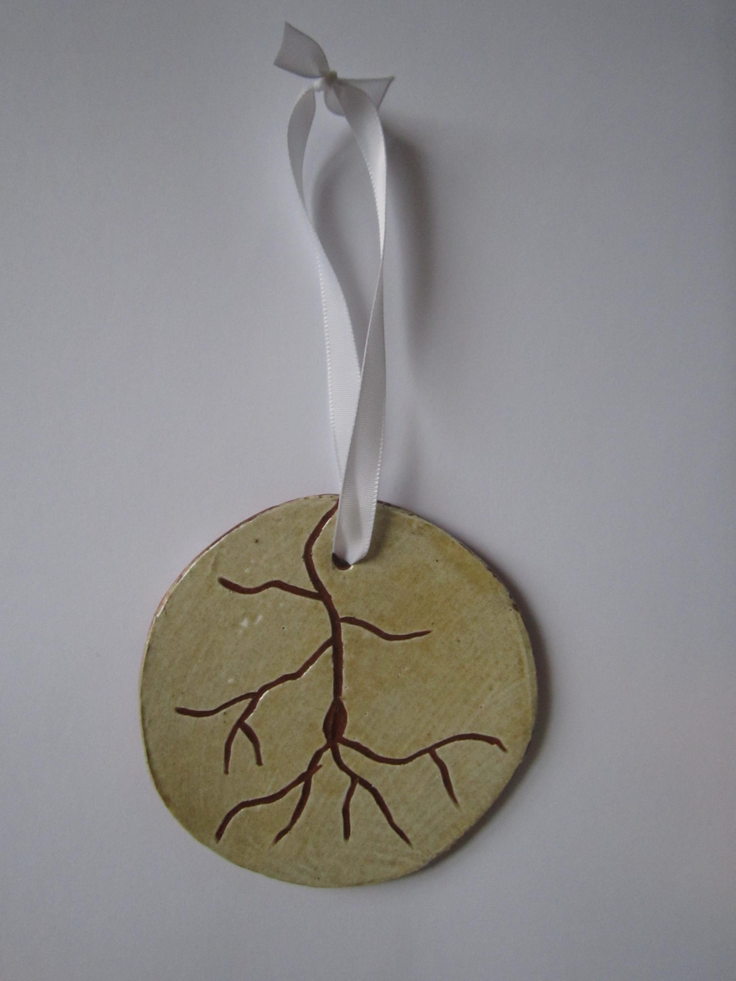 Beige Neuron Ornament 1.JPG