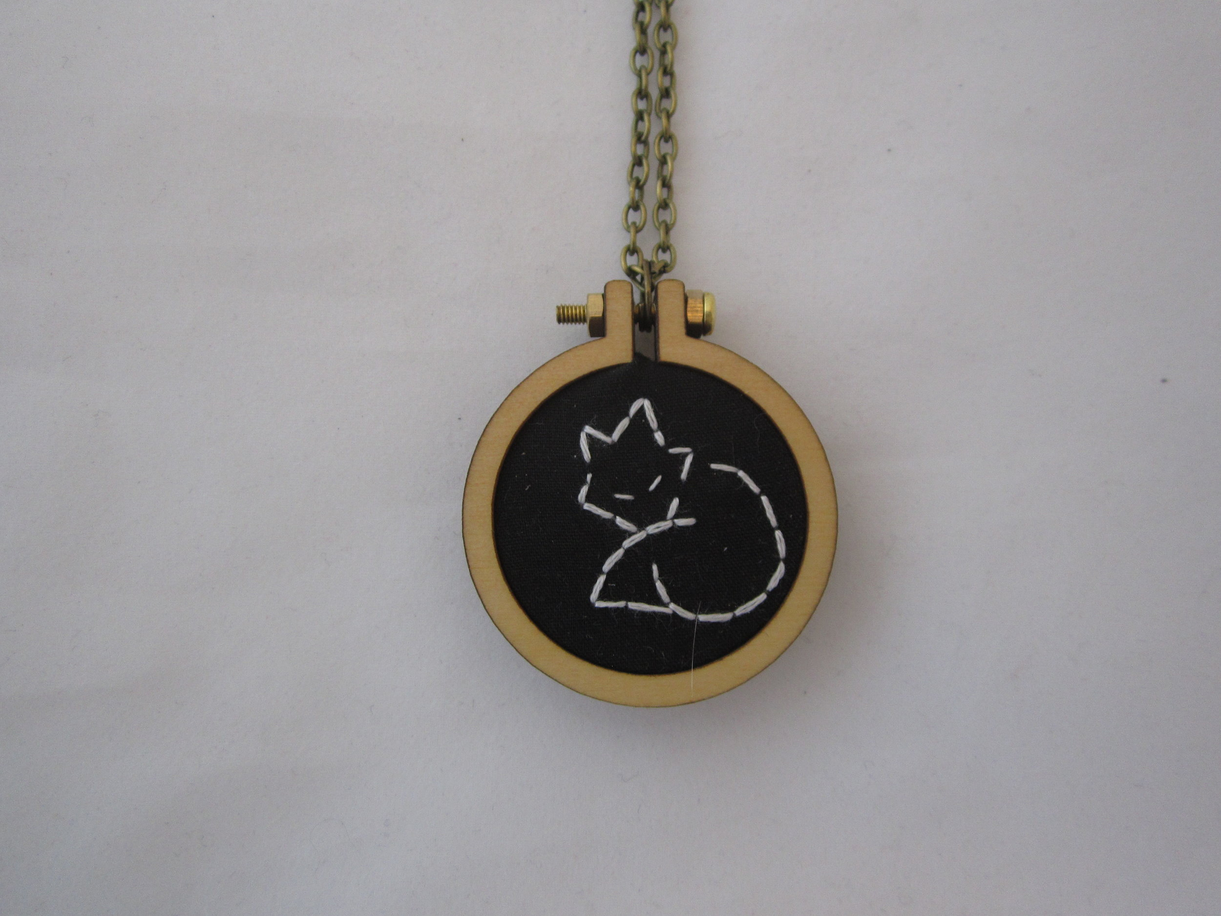 Black Fox Mini Hoop Necklace 3.JPG