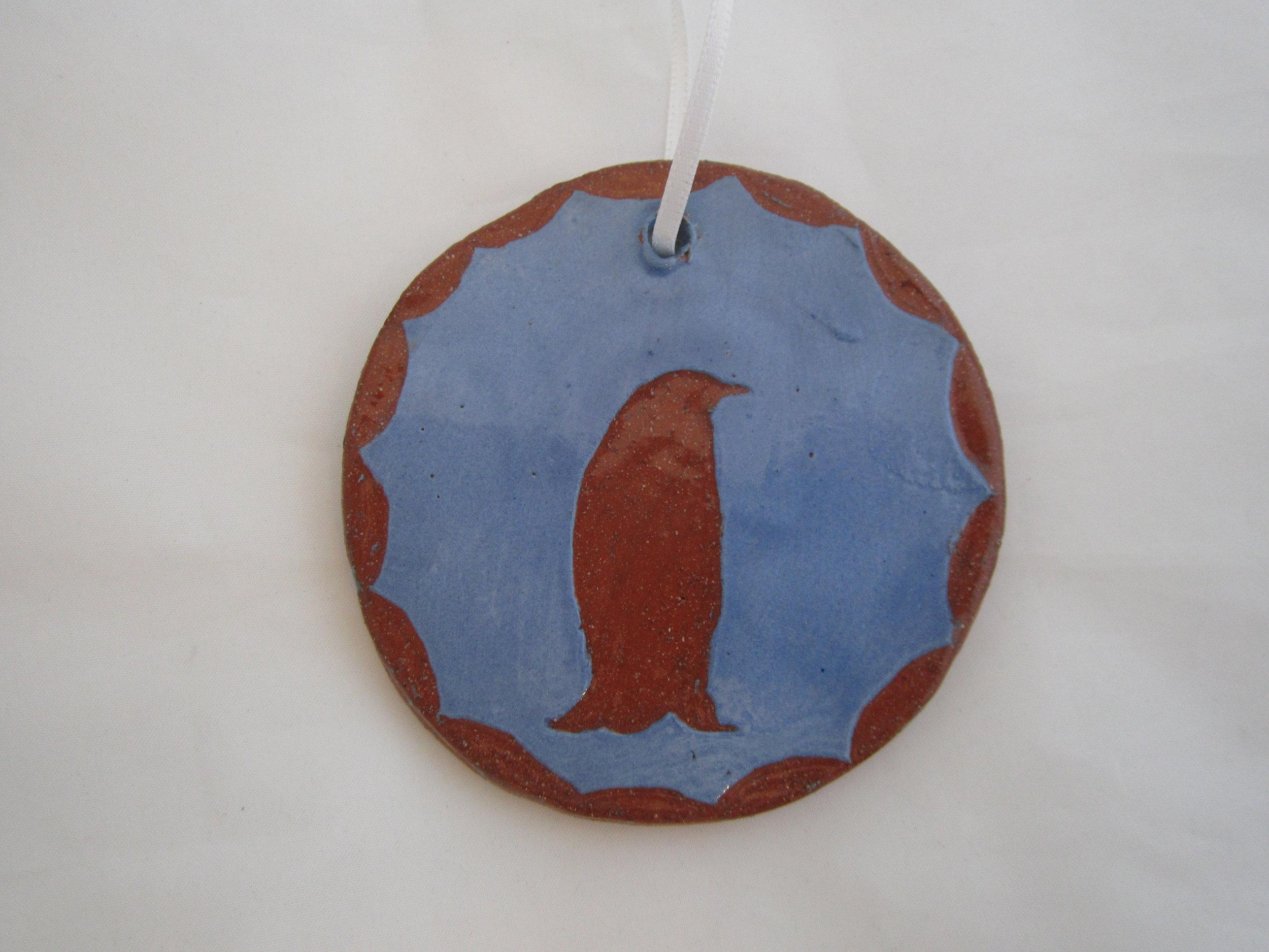 Blue Penguin Ornament 3.JPG