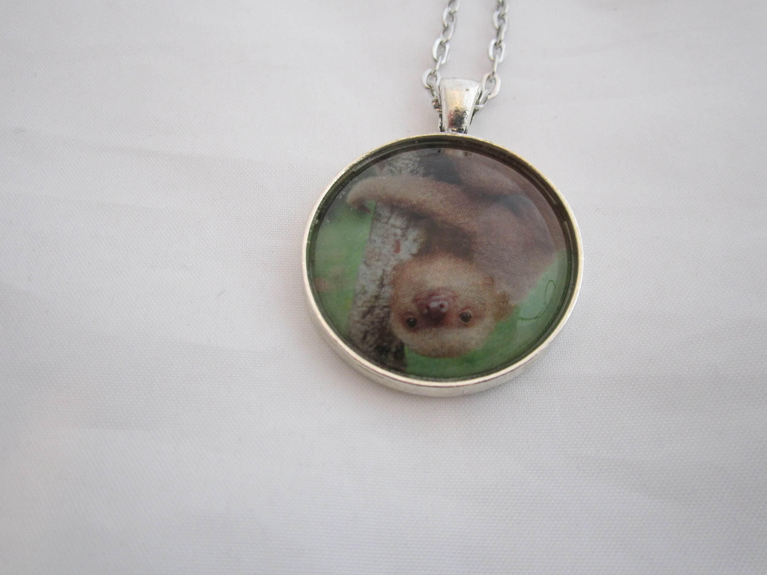 Sloth Photo Pendant 5.JPG