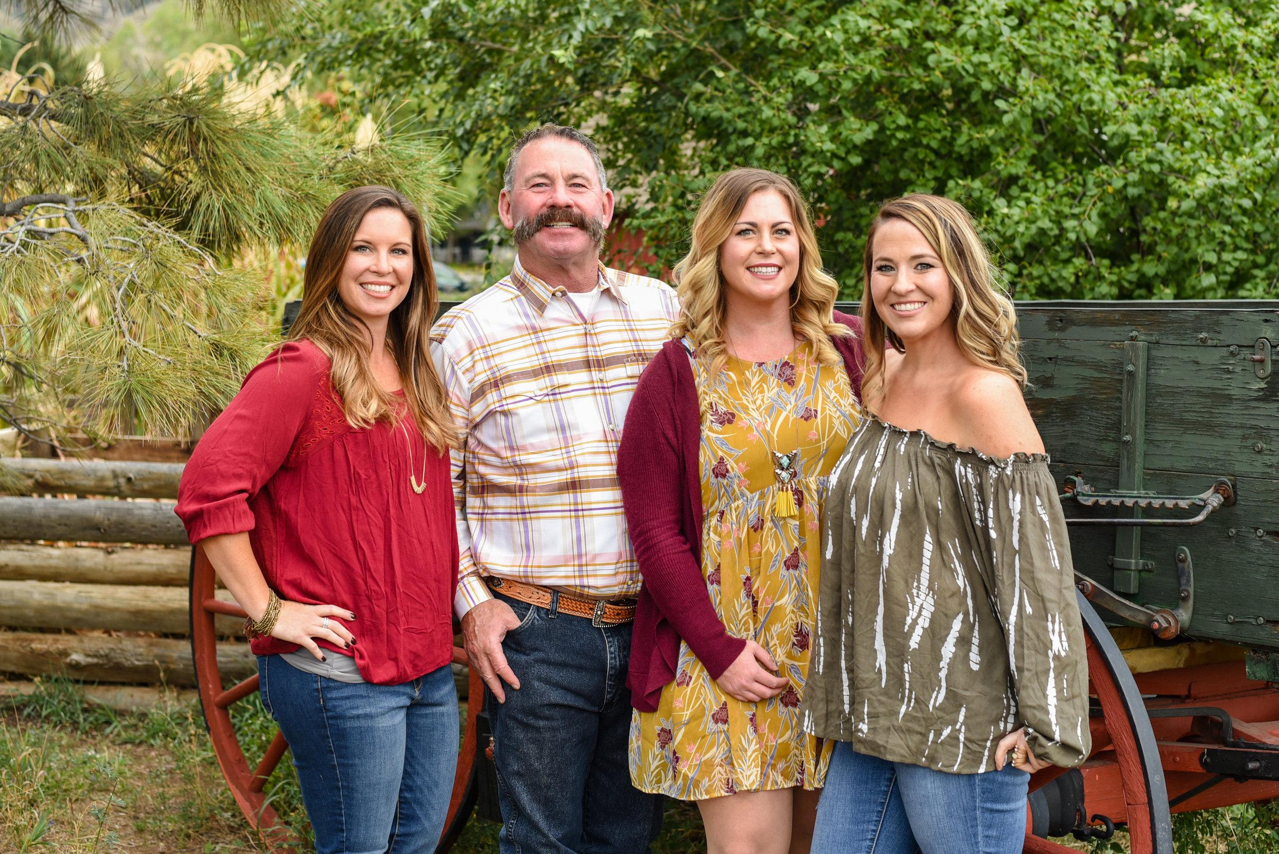 Golden CO Family Portrait Photographer| Kristen Rush Photography, www.kristenrushphotography.com | Golden, CO