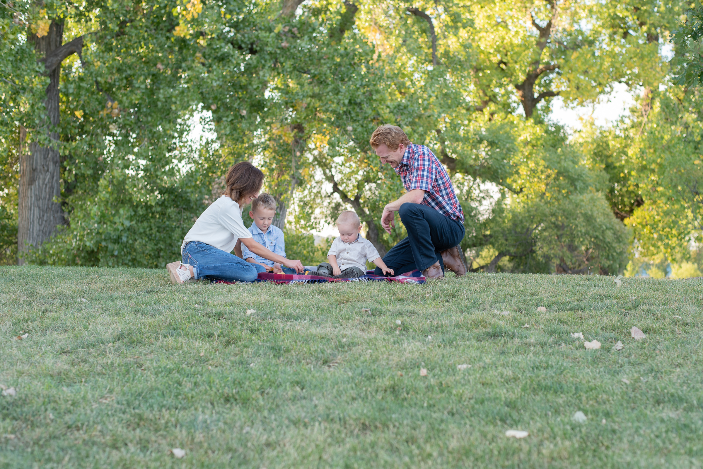 Fort Collins Family Session- Spring Canyon Park Kristen Rush Photography