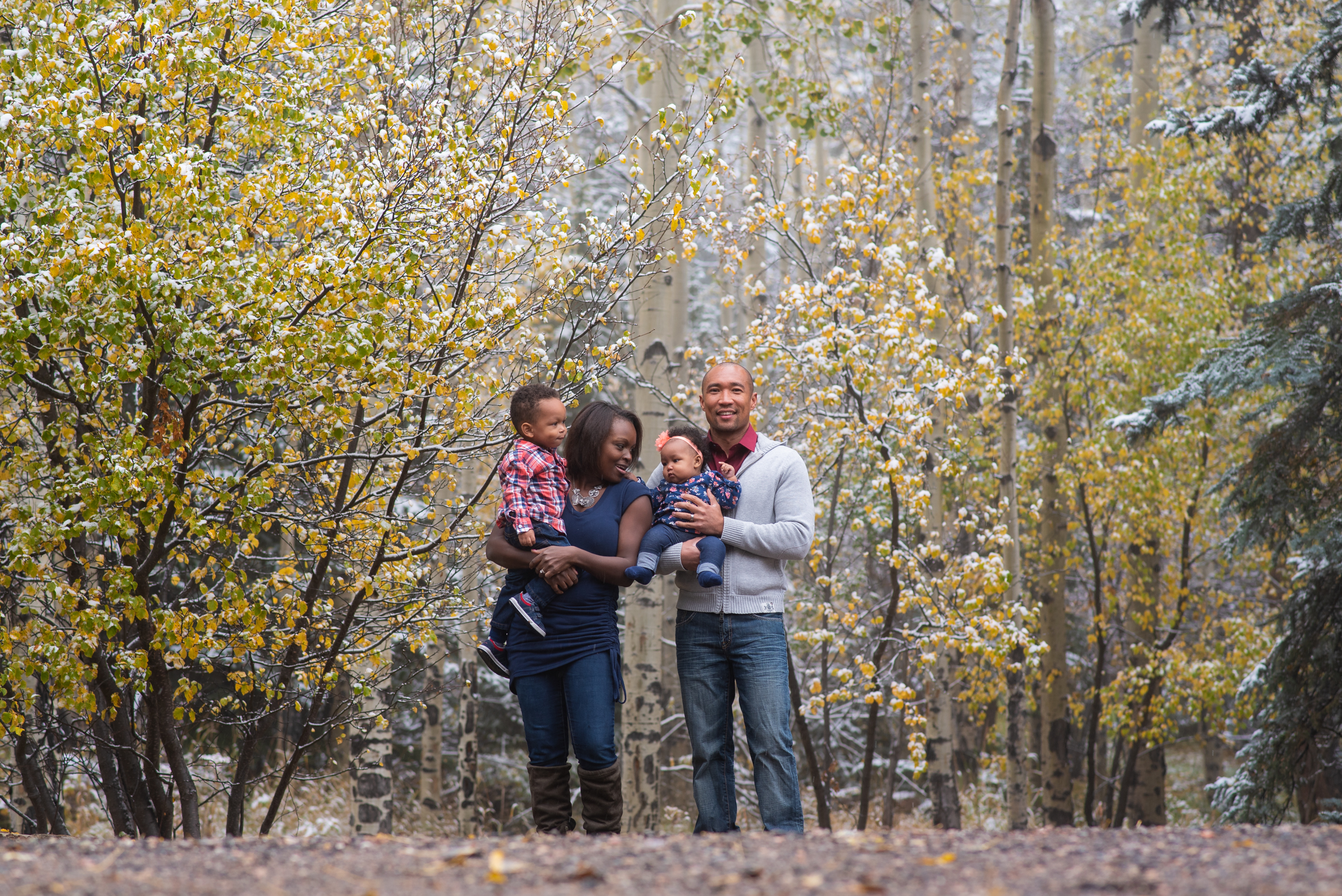 Evergreen CO family portraits Kristen Rush Photography