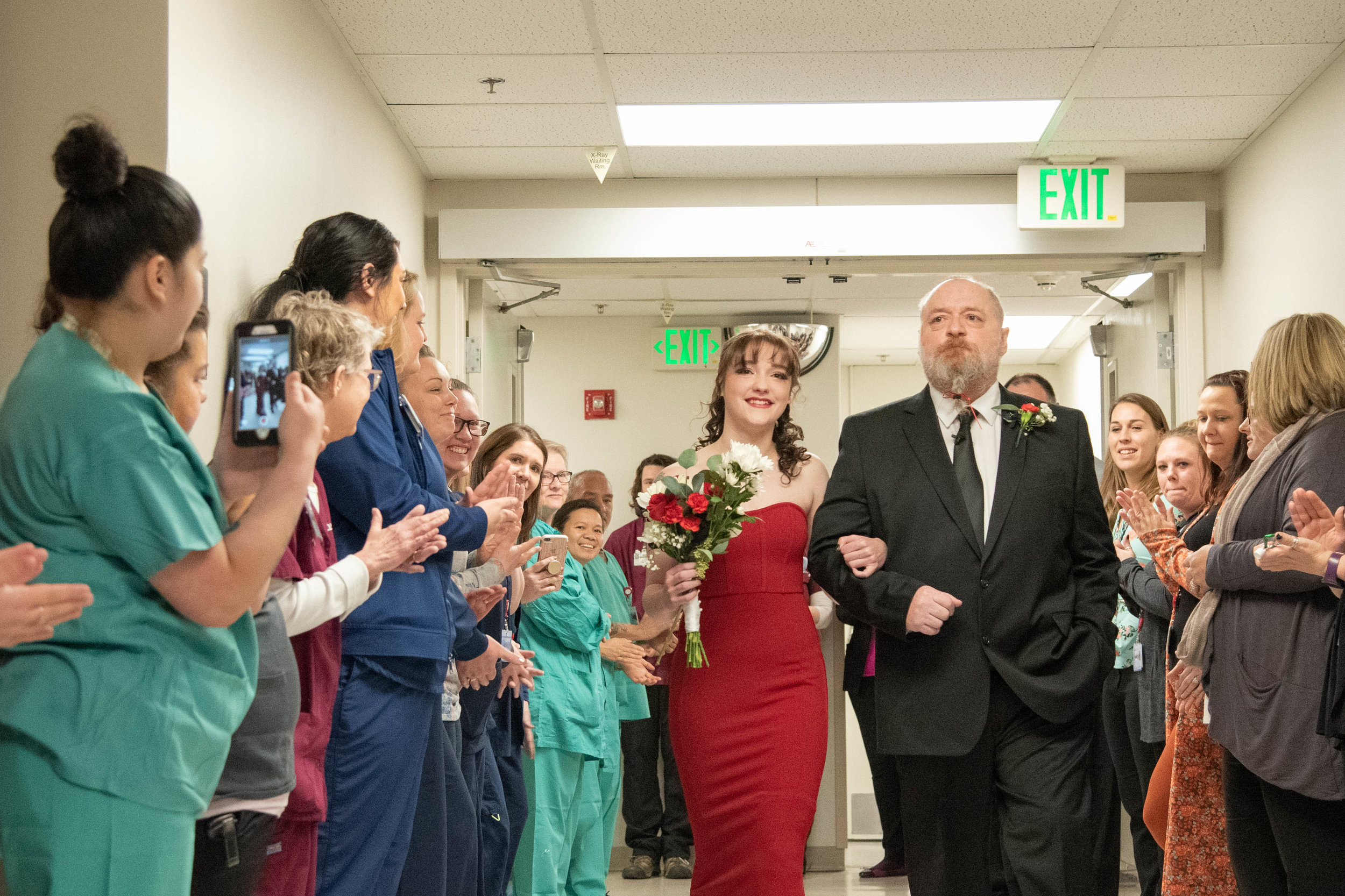 PVH Hospital Wedding Fort Collins Kristen Rush Photography